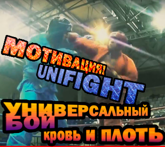 Универсальный бой UNIFIGHT мотивация